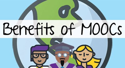 Advantages of MOOCS