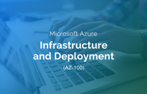 Infrastructure And Deployment